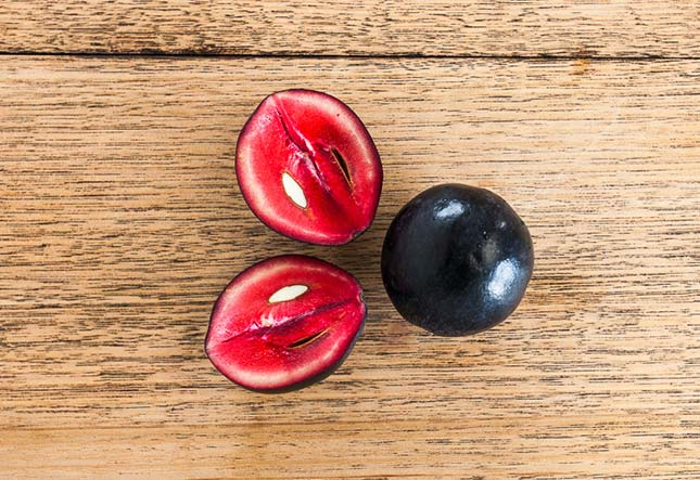 how to eat june plum
