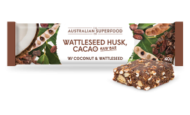 Wattleseed Husk Cacao Raw Bar