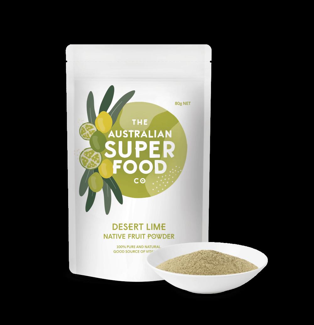 Freeze Dried Desert Lime Powder 80g